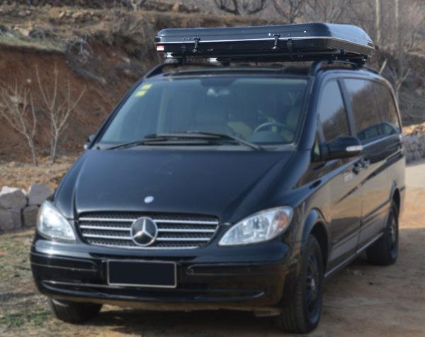 Автомобильная палатка ROOFCAMP VICTORY