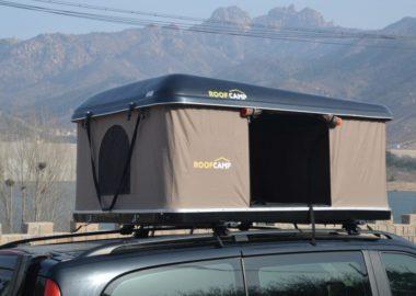 Палатка бокс на крышу автомобиля